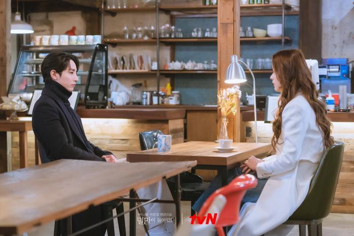 Lee Soo Hyuk - từ chàng ma cà rồng si tình đến nam thần lạnh lùng nhất màn ảnh Hàn 2021 Ảnh 2