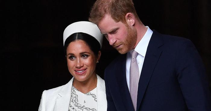 Meghan sinh con gái, đặt tên theo Nữ hoàng và Công nương Diana Ảnh 1