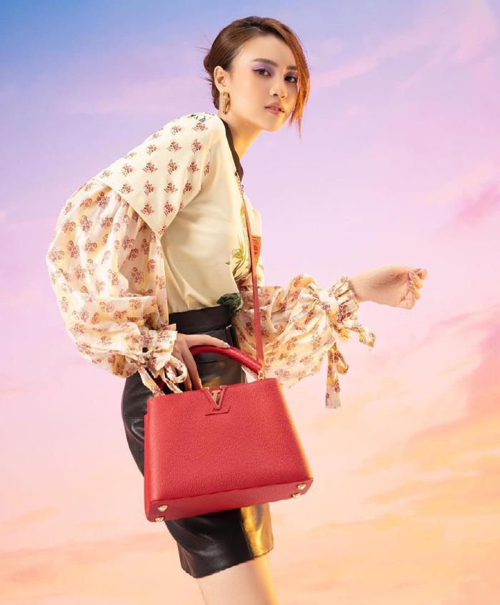Bị chê bai quê mùa, Ninh Dương Lan Ngọc 'phục thù' bằng bộ ảnh thời trang xịn sò hết nấc Ảnh 6