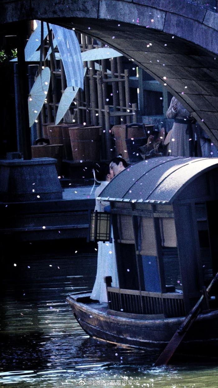 'Mộng hoa lục' tung poster: Lưu Diệc Phi khoe góc nghiêng thần thánh, Trần Hiểu đẹp trai nhất phim Ảnh 12