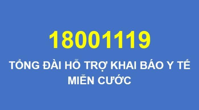 Xác nhận thông tin chính thức về số 018001119 gọi tới người dân Ảnh 3