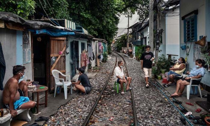 Covid-19 thổi bùng uất ức giàu - nghèo tại Thái Lan Ảnh 2
