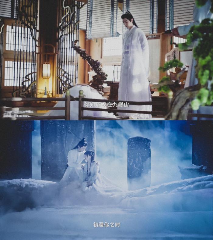 Trailer 'Ngọc cốt dao': Tiêu Chiến được khen với khí chất thần tiên, cảnh khóc khiến người xem đau lòng Ảnh 10