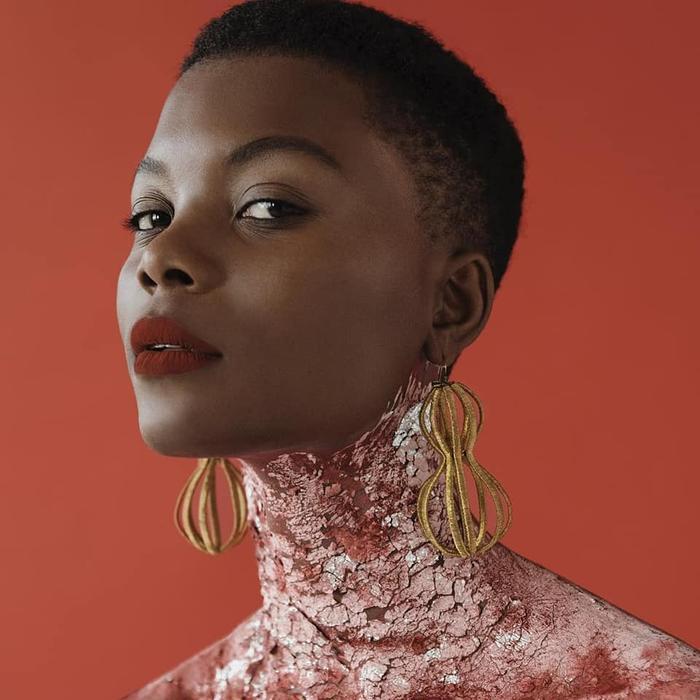 Diện mạo ấn tượng của Hoa hậu Namibia: Đỗ Hà hay Kim Duyên sẽ giáp mặt với chiến binh sừng sỏ này? Ảnh 3
