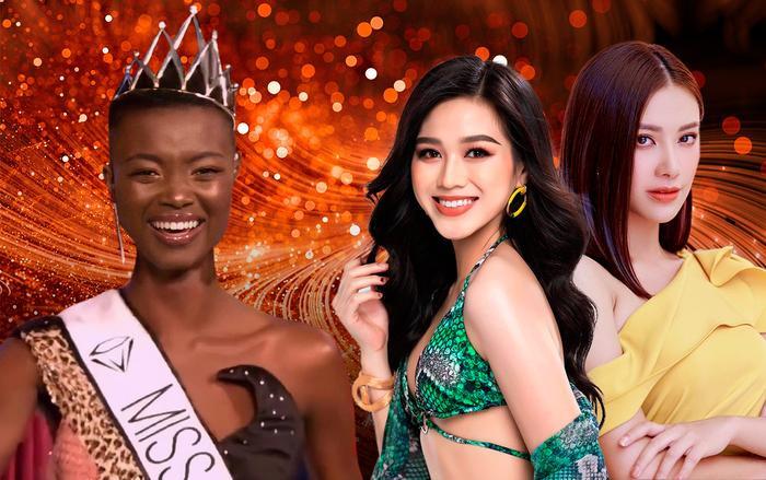 Diện mạo ấn tượng của Hoa hậu Namibia: Đỗ Hà hay Kim Duyên sẽ giáp mặt với chiến binh sừng sỏ này? Ảnh 1