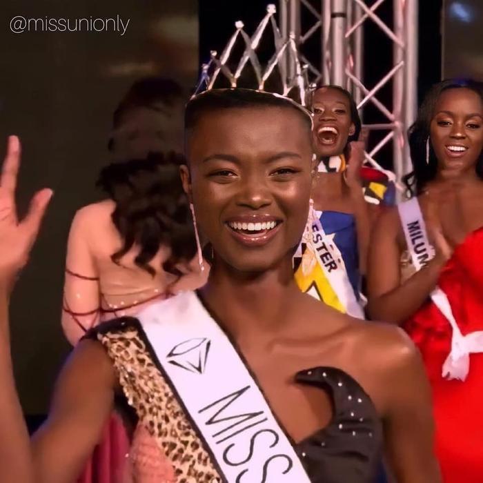 Diện mạo ấn tượng của Hoa hậu Namibia: Đỗ Hà hay Kim Duyên sẽ giáp mặt với chiến binh sừng sỏ này? Ảnh 2