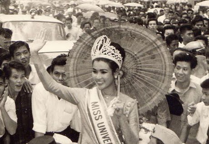 Fan 'choáng' khi phát hiện 'chị em song sinh' là Hoa hậu Quốc tế của Đỗ Thị Hà Ảnh 6