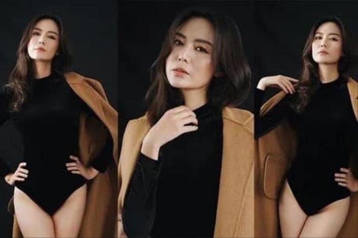Bộ ảnh thời trang chưa công bố của Hoa hậu Nguyễn Thu Thủy thu hút sự chú ý Ảnh 2
