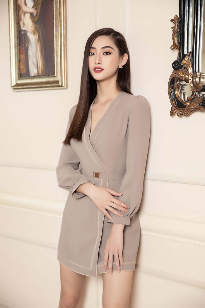 Lương Thuỳ Linh lột xác với hình tượng girl boss, 'soái tỷ' làng giải trí là đây! Ảnh 2
