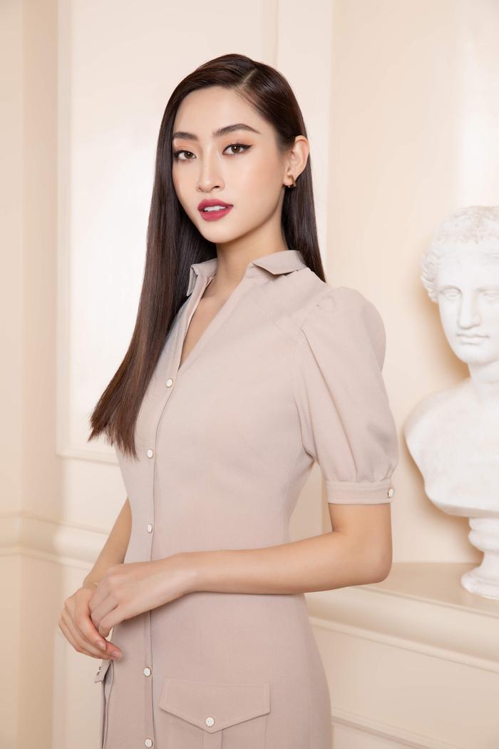 Lương Thuỳ Linh lột xác với hình tượng girl boss, 'soái tỷ' làng giải trí là đây! Ảnh 5