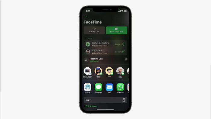 Thật bất ngờ smartphone Android cũng sắp dùng được FaceTime Ảnh 3