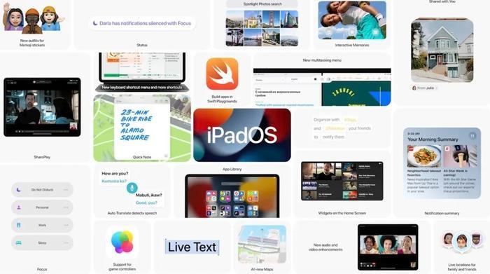 Apple ra mắt iPadOS 15, kỳ vọng giúp iPad mạnh mẽ hơn bao giờ hết Ảnh 1