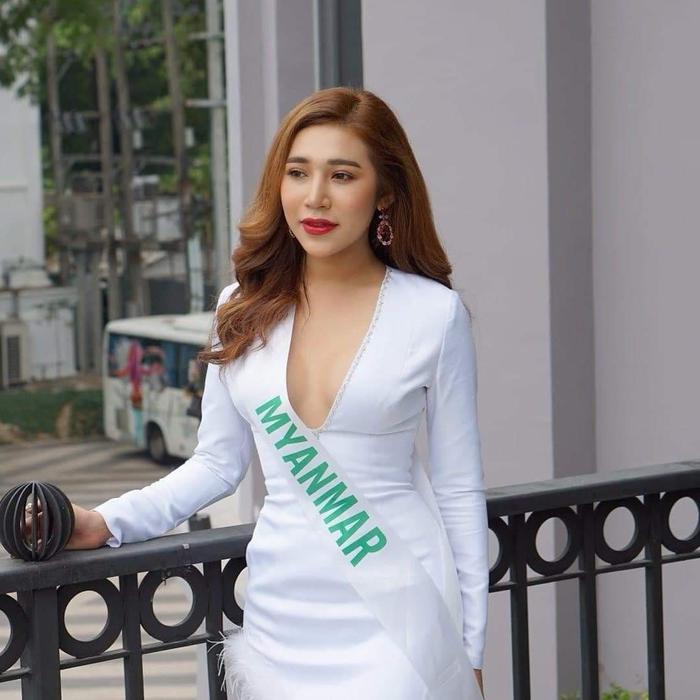 Hoa hậu chuyển giới Myanmar qua đời vì tai nạn giao thông, fan sắc đẹp bàng hoàng đau xót Ảnh 2