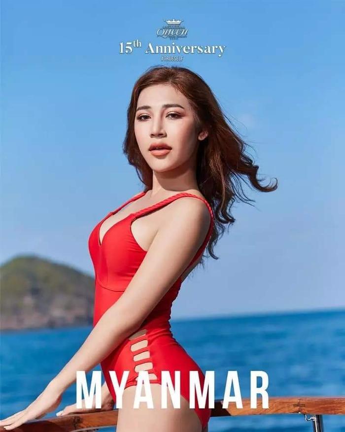 Hoa hậu chuyển giới Myanmar qua đời vì tai nạn giao thông, fan sắc đẹp bàng hoàng đau xót Ảnh 5