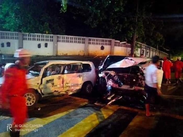 Hoa hậu chuyển giới Myanmar qua đời vì tai nạn giao thông, fan sắc đẹp bàng hoàng đau xót Ảnh 1