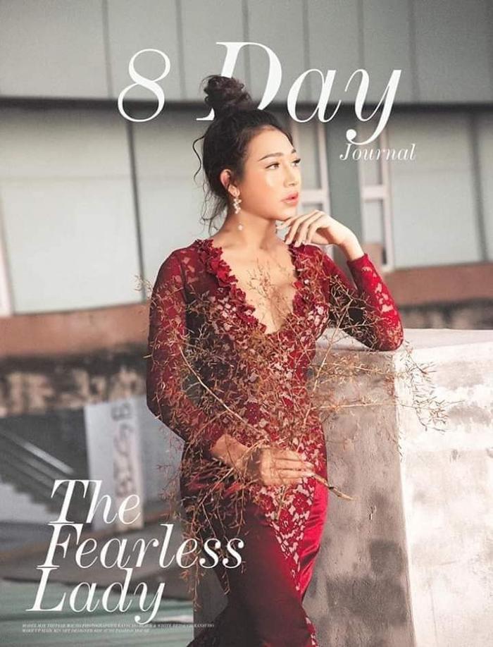 Hoa hậu chuyển giới Myanmar qua đời vì tai nạn giao thông, fan sắc đẹp bàng hoàng đau xót Ảnh 6