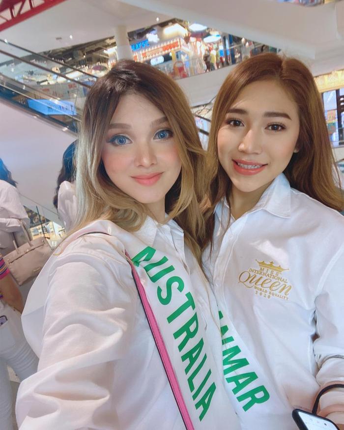 Bản sao Hương Giang - Vicky Trần - Hoài Sa đau buồn về cái chết của Hoa hậu Chuyển giới Myanmar Ảnh 8