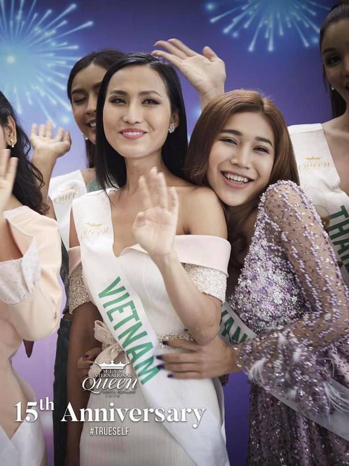 Bản sao Hương Giang - Vicky Trần - Hoài Sa đau buồn về cái chết của Hoa hậu Chuyển giới Myanmar Ảnh 5
