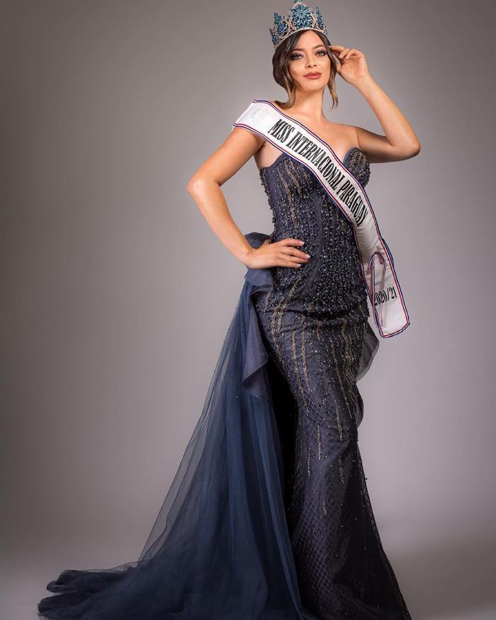 Nhan sắc Chile và Paraguay tại Miss International lộ diện: Á hậu Phương Anh vẫn được đánh giá cực kì cao Ảnh 3