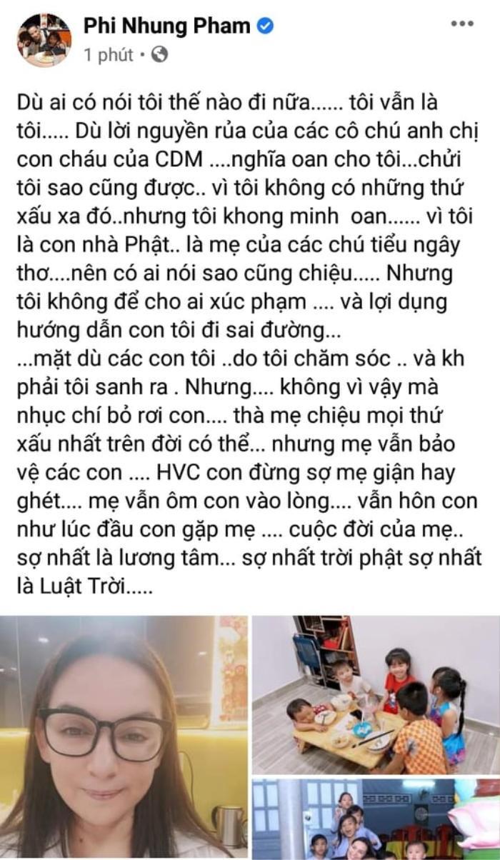 Phi Nhung lên tiếng sau khi bị khẳng định nhà toàn quỷ dữ: 'Chửi tôi sao cũng được vì tôi không có xấu xa Ảnh 2