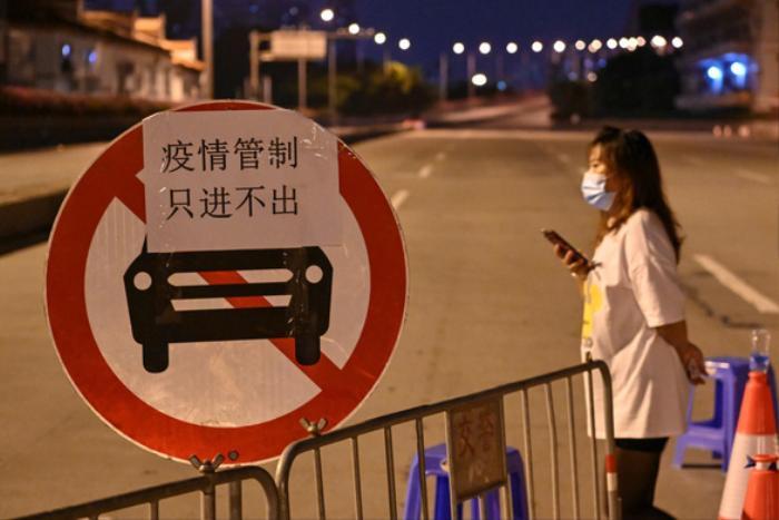 Ca xét nghiệm 12 lần mới dương tính tại Quảng Đông, Trung Quốc Ảnh 1