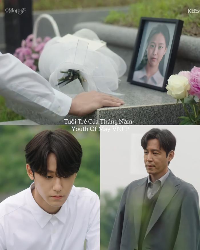 'Tuổi trẻ của tháng năm': Nữ chính của Go Min Si chết, có một người mắc kẹt mãi ở tháng 5 năm ấy Ảnh 19