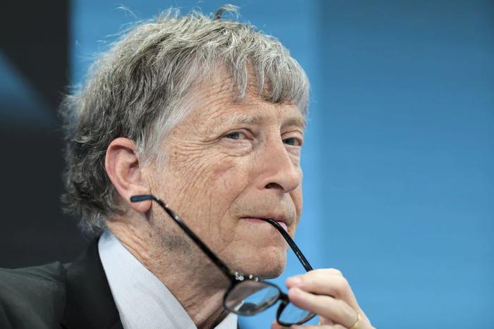 Bill Gates bị tố 'đi làm bằng xe Mercedes, hẹn hò bằng siêu xe Porsche' Ảnh 3