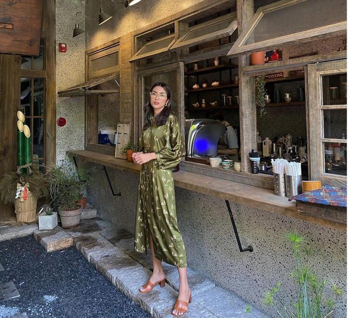 Tăng Thanh Hà & Hoa hậu Thu Thảo dù lấy chồng siêu giàu vẫn thường xuyên mặc lại đồ cũ Ảnh 8
