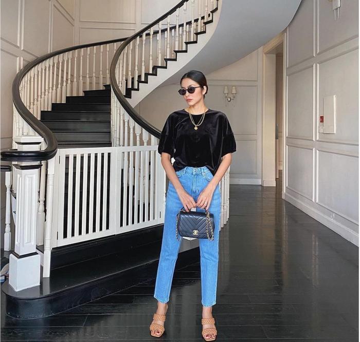 Tăng Thanh Hà & Hoa hậu Thu Thảo dù lấy chồng siêu giàu vẫn thường xuyên mặc lại đồ cũ Ảnh 6