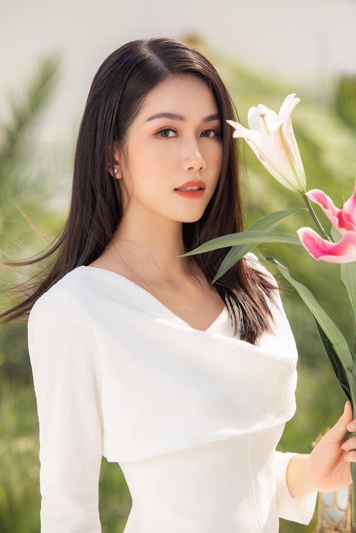 Đắm chìm trước nhan sắc của á hậu Phương Anh: Nàng hậu học giỏi sẵn sàng tỏa sáng tại Miss International Ảnh 6