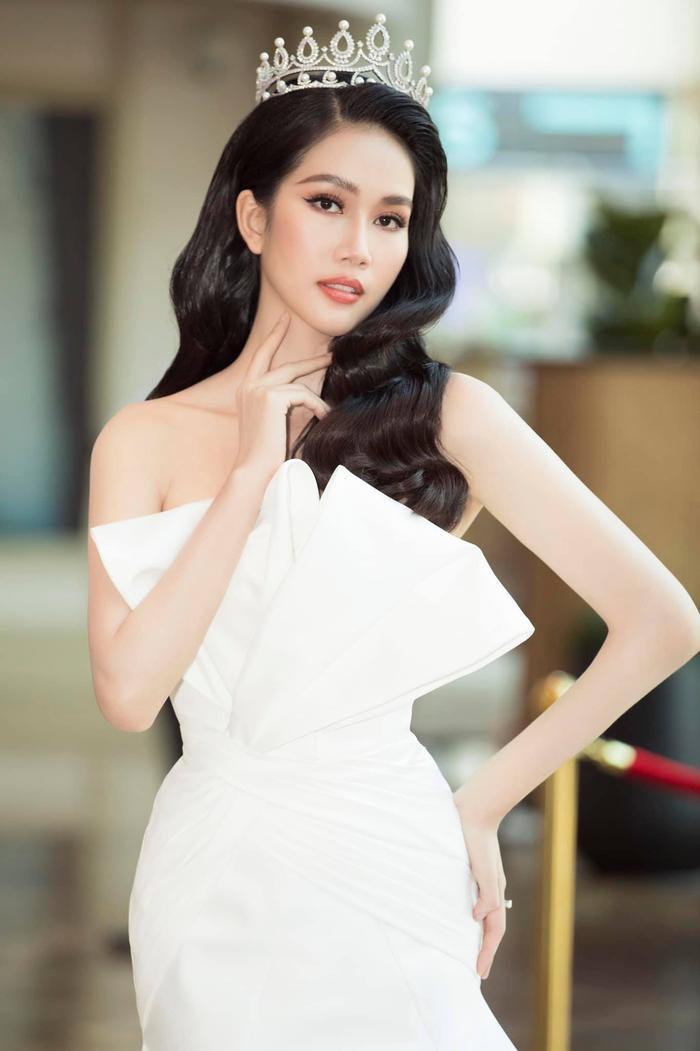 Đắm chìm trước nhan sắc của á hậu Phương Anh: Nàng hậu học giỏi sẵn sàng tỏa sáng tại Miss International Ảnh 5