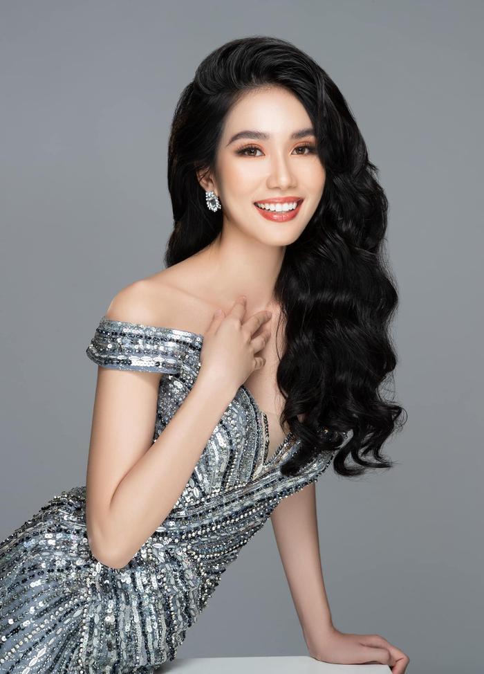 Đắm chìm trước nhan sắc của á hậu Phương Anh: Nàng hậu học giỏi sẵn sàng tỏa sáng tại Miss International Ảnh 2
