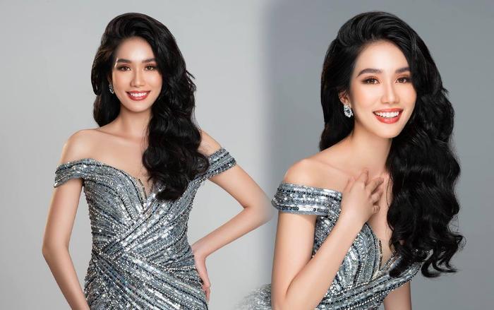 Đắm chìm trước nhan sắc của á hậu Phương Anh: Nàng hậu học giỏi sẵn sàng tỏa sáng tại Miss International Ảnh 1