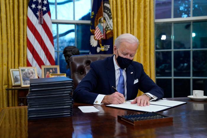 Ông Biden rút lệnh cấm TikTok, WeChat Ảnh 1