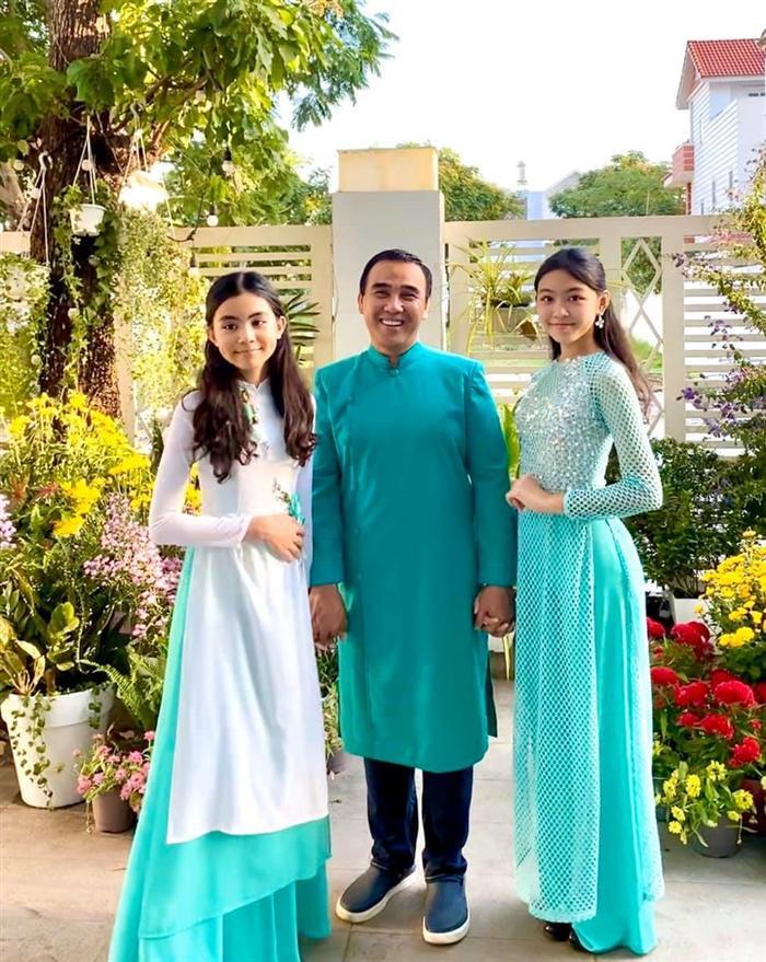 Cho 2 ái nữ học trường Quốc tế với học phí 'khủng' nhưng định hướng giáo dục của Quyền Linh mới đáng nể Ảnh 3