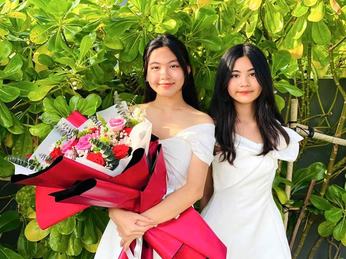 Cho 2 ái nữ học trường Quốc tế với học phí 'khủng' nhưng định hướng giáo dục của Quyền Linh mới đáng nể Ảnh 1