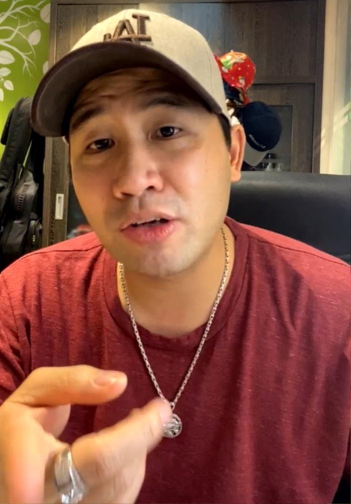 TikToker Trương Quốc Anh nói về ồn ào của NS Đức Hải: 'Đầu 2 thứ tóc nhưng vì 1 status phải trả giá đắt' Ảnh 2