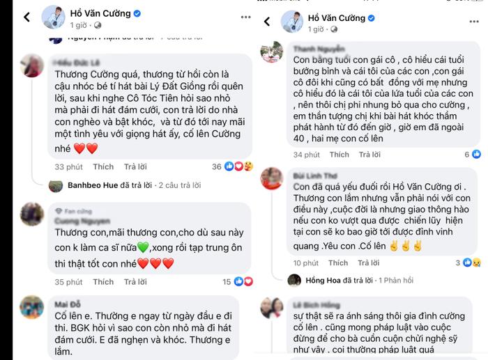 Hồ Văn Cường đăng clip xin lỗi và đính chính tin đồn với mẹ nuôi Phi Nhung, dân mạng phản ứng ra sao? Ảnh 2