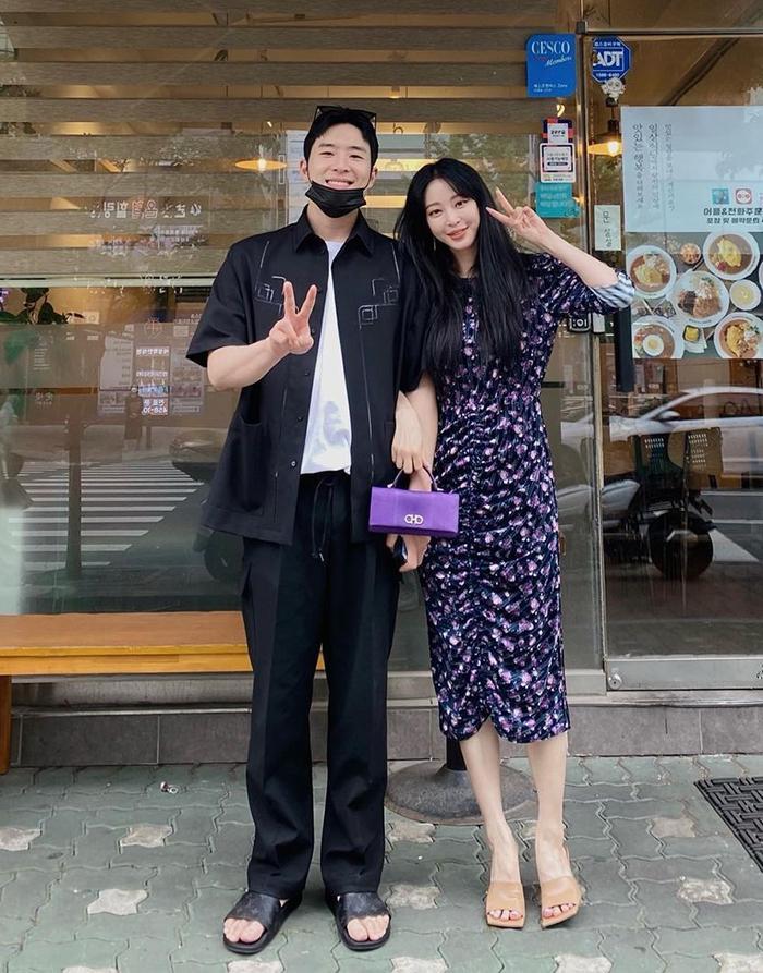 Chồng Choi Ji Woo tố ngoại tình, lộ ảnh dẫn gái vào khách sạn! Ảnh 1