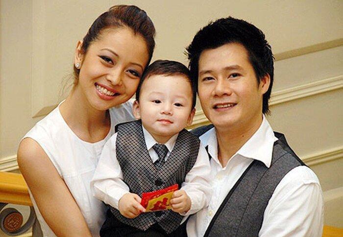 Con trai Jennifer Phạm - Bảo Nam phổng phao ở tuổi 14, ai cũng khen quá đẹp trai Ảnh 5