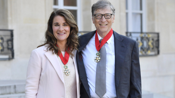 Bill Gates 'phát tướng', tiều tuỵ đi trông thấy hậu ly hôn Ảnh 7