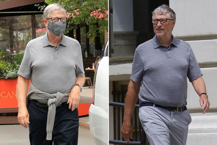 Bill Gates 'phát tướng', tiều tuỵ đi trông thấy hậu ly hôn Ảnh 2