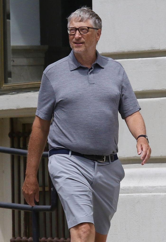 Bill Gates 'phát tướng', tiều tuỵ đi trông thấy hậu ly hôn Ảnh 3