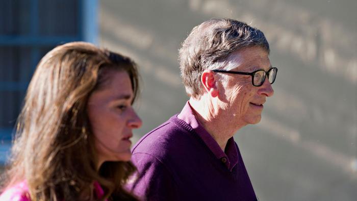 Bill Gates 'phát tướng', tiều tuỵ đi trông thấy hậu ly hôn Ảnh 1