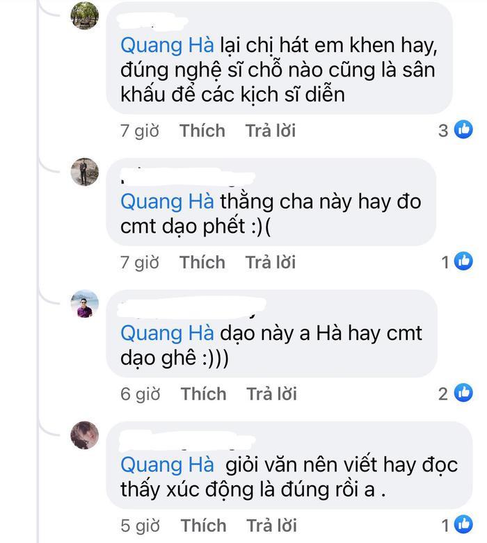Quang Hà bị dân mạng chỉ trích khi an ủi Phi Nhung Ảnh 3