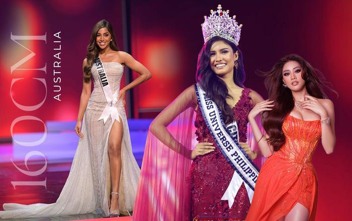 Hoa hậu Hoàn vũ Philippines 2021 không làm khó thí sinh về chiều cao: Tiêu chuẩn Hoàn vũ đã bị phá bỏ? Ảnh 1