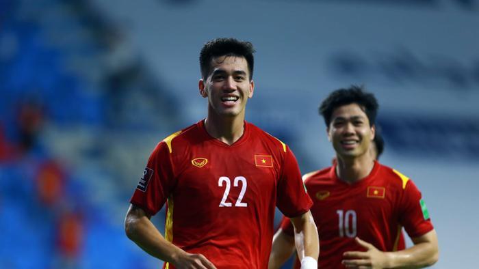 Trọng Hoàng trả lời phỏng vấn FIFA: 'World Cup là giấc mơ của cả dân tộc Việt Nam' Ảnh 3
