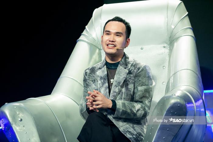 Hát hit của Binz, Lona Kiều Loan khiến Khắc Hưng thốt lên: 'Anh không nghĩ em là Hoa hậu' Ảnh 4