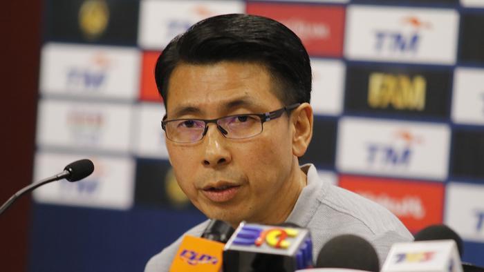 HLV Tan Cheng Hoe: 'Malaysia sẽ đứng lên mạnh mẽ trước Việt Nam' Ảnh 1