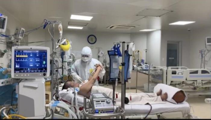 TP. HCM: Bệnh nhân Covid- 19 từng được tiên lượng rất nặng sẽ sớm xuất viện trong vài ngày tới Ảnh 1